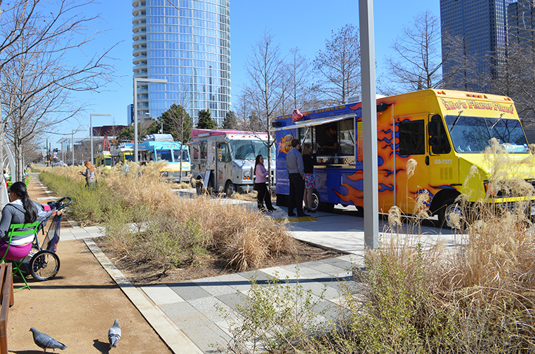 Banner image for Join us for Klyde Warren Park's Food Truck Frenzy on Saturday, March 18 from 11 AM - 8 PM!