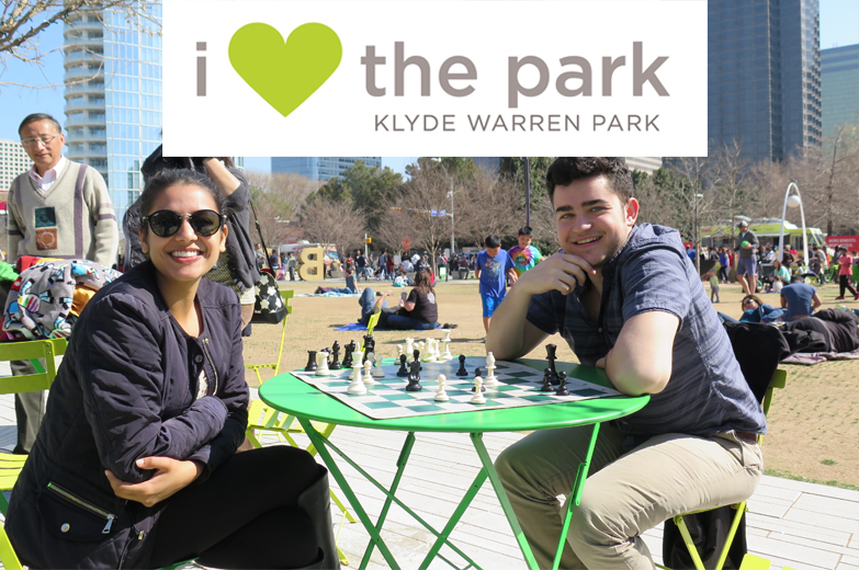 Banner image for i heart the park